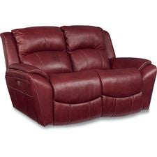 Barrett Power La-Z-Time® Full Reclining Loveseat