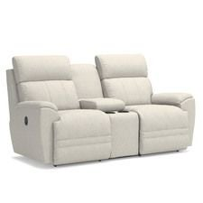 Talladega La-Z-Time® Full Reclining Loveseat w/ Console