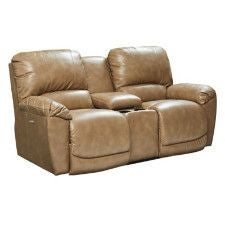 Tyler PowerRecline La-Z-Time® Full Reclining Loveseat w/ Console