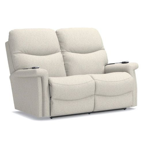 Baylor Power Wall Reclining Loveseat W Headrest Amp Lumbar