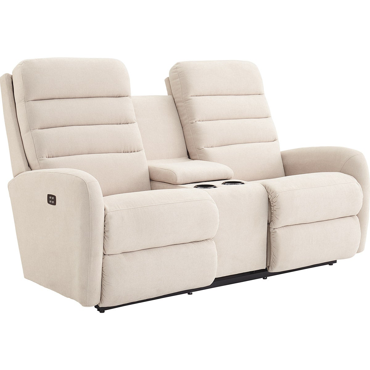 Forum Powerreclinexrw Full Reclining Loveseat W Console