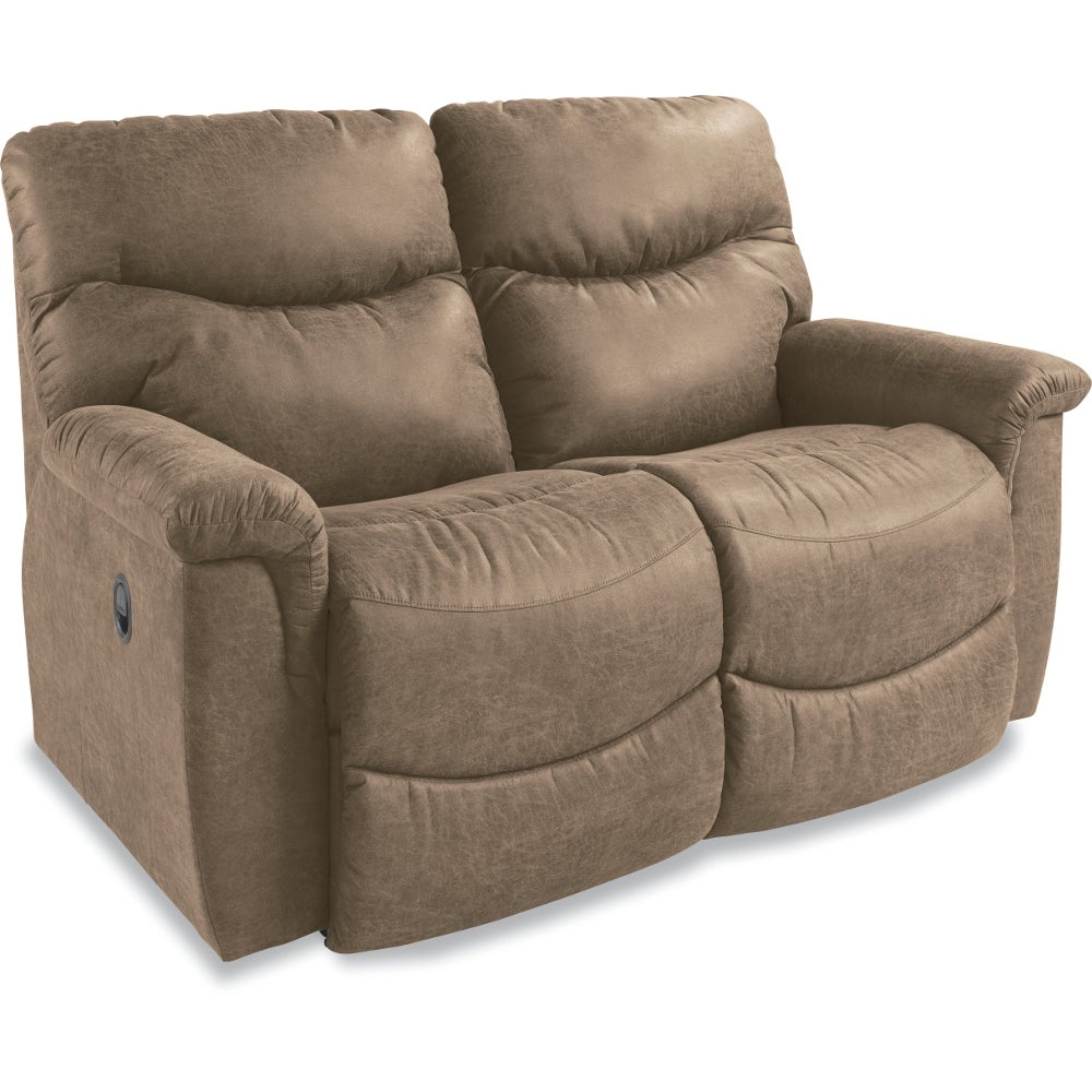 James La Z Time Full Reclining Loveseat