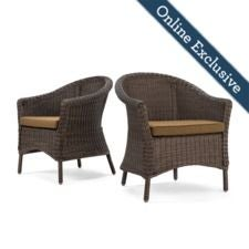 Cumberland Dining Chair (2 Pack)