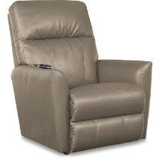 Odon Reclina-Rocker® Recliner w/ Two-Motor Massage & Heat