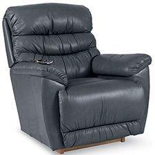 Sillón reclinable Joshua PowerReclineXR+® Reclina-Rocker®