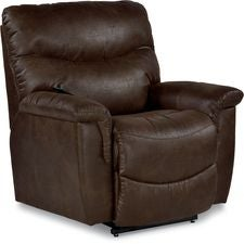 James SILVER LUXURY LIFT POWER RECLINER