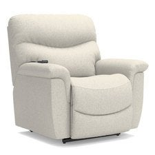 Fauteuil inclinable motorisé James Silver