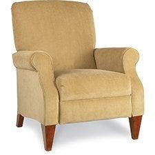 Sillón reclinable Charlotte de patas altas