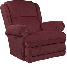 Kirkwood PowerReclineXRw™ Reclina-Way® Recliner w/ Brass Nail Head Trim