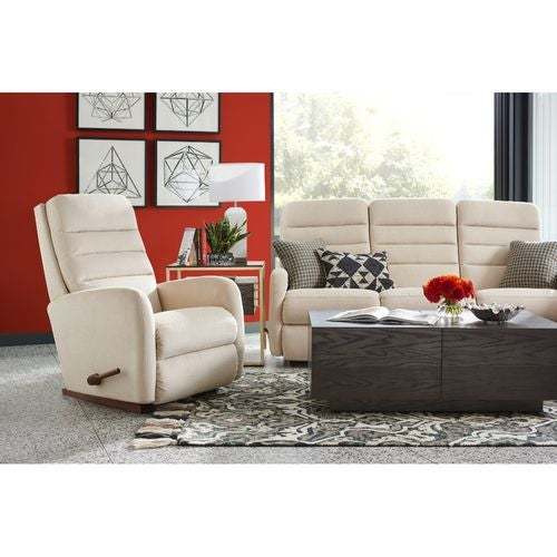Modern leather rocker recliner - Forum Reclina Rocker Recliner