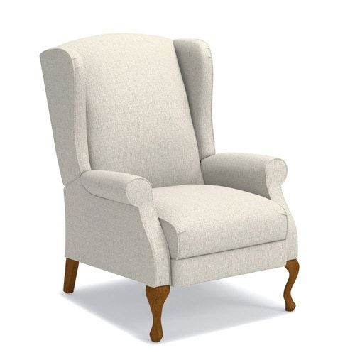 cream colored wingback chairs high leg recliner 13594 | 028 916 1 v2