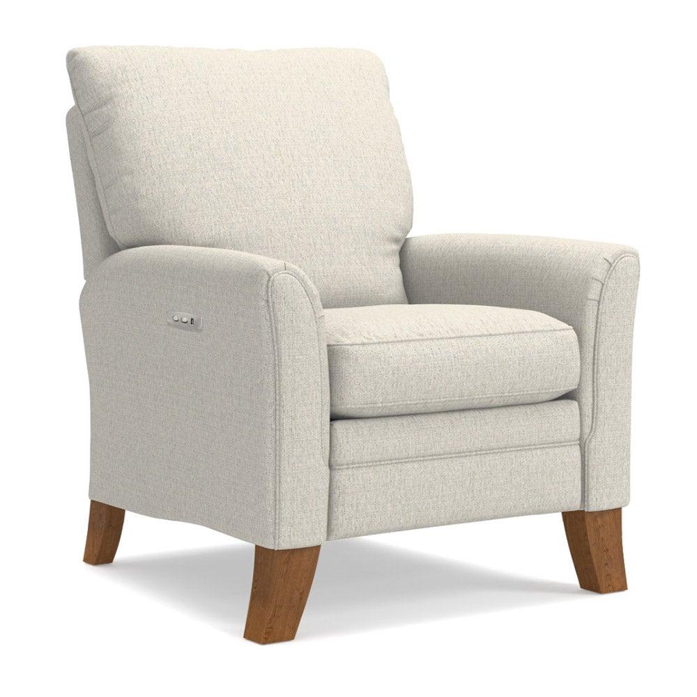 Riley High Leg Power Reclining Chair La Z Boy