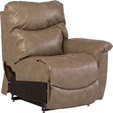 James La-Z-Time® Left-Arm Sitting Recliner