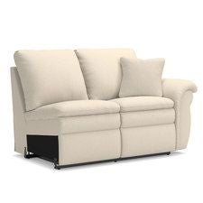 Devon Power Left-Arm Sitting Reclining Loveseat