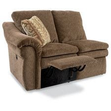 Devon Power La-Z-Time® Right-Arm Sitting Reclining Loveseat