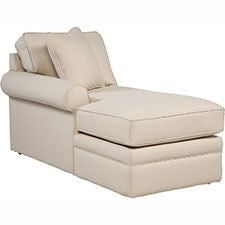 Collins Premier Right-Arm Sitting Chaise