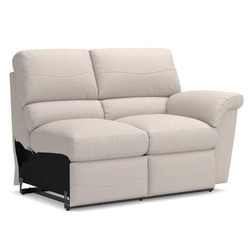 Stupendous Reese Left Arm Sitting Reclining Loveseat Gmtry Best Dining Table And Chair Ideas Images Gmtryco