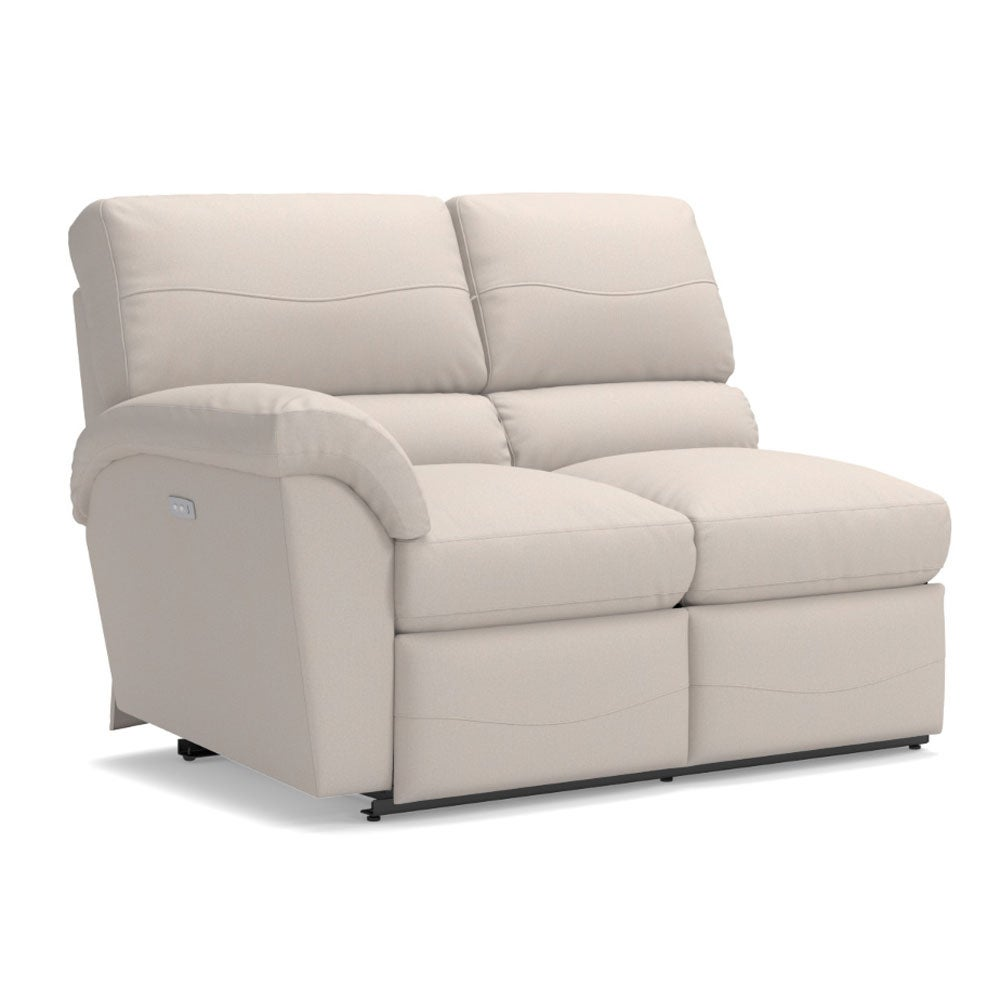 Reese La Z Time 174 Right Arm Sitting Reclining Loveseat