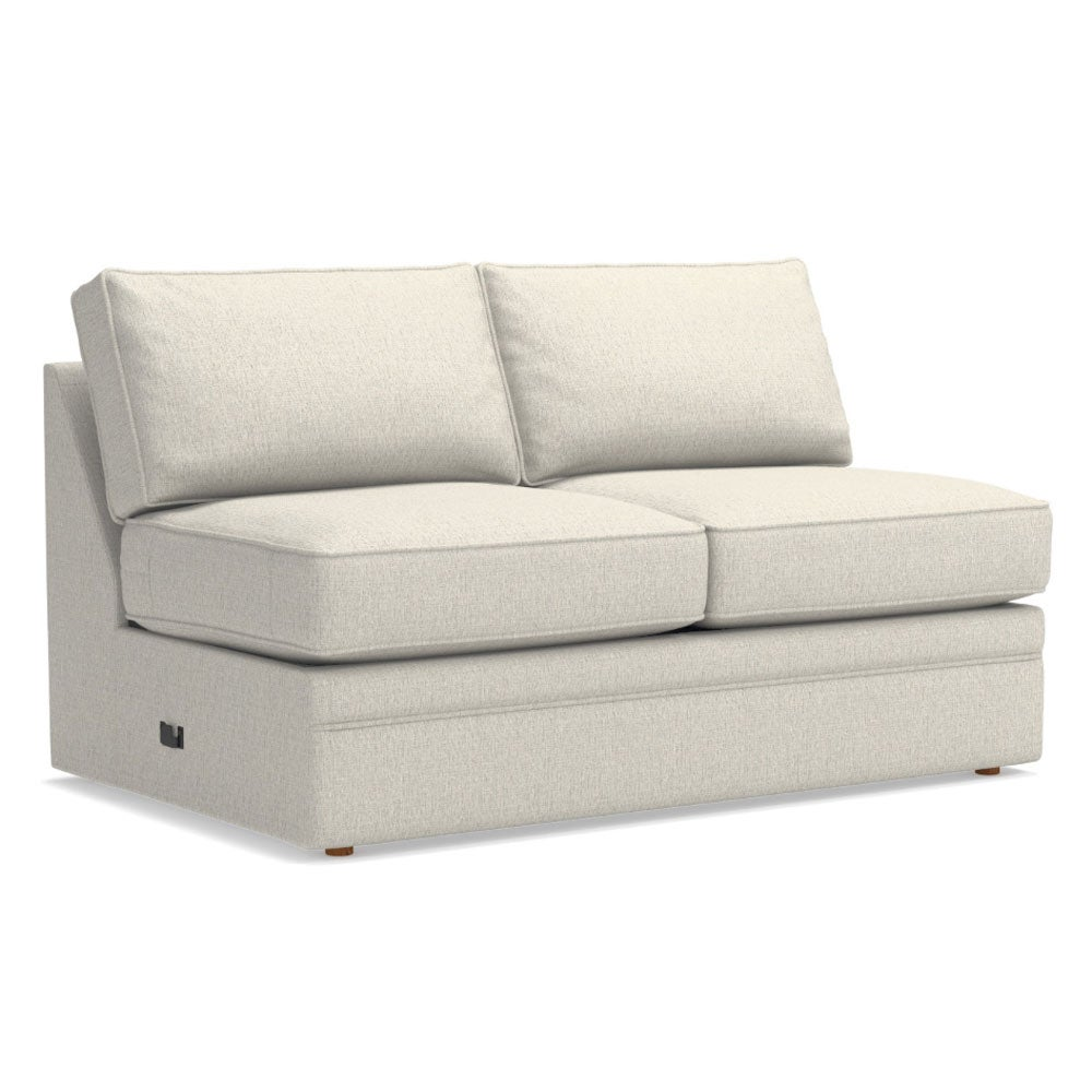 - Collins Armless Full Sleeper Sofa La-Z-Boy