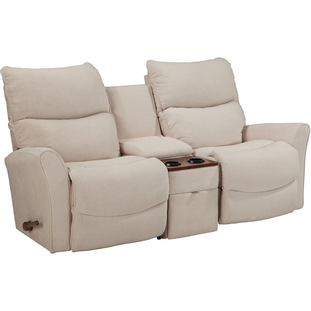 Leather Sectional Sofa Lazy Boy: Rowan Loveseat