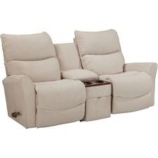 Rowan Loveseat w/ Console ...  sc 1 st  La-Z-Boy : zane sectional sofa - Sectionals, Sofas & Couches