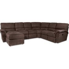 Reese Sectional Reese Sectional  sc 1 st  La-Z-Boy : lazy boy sectional recliner - islam-shia.org