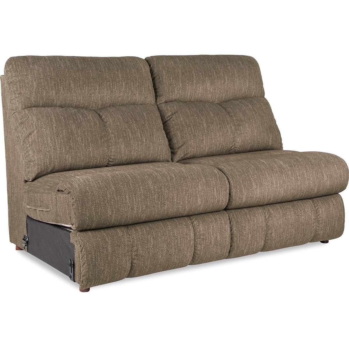 Sheldon La Z Time Armless Loveseat
