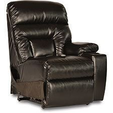 Spectator La-Z-Time® PowerRecline+ Left-Arm Sitting Recliner