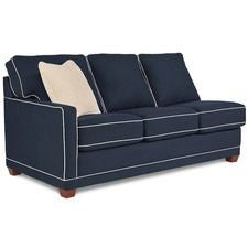 Kennedy La-Z-boy Premier Right-Arm Sitting Queen Sleep Sofa