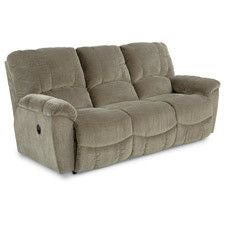 Hayes PowerRecline La Z Time® Full Reclining Sofa ...