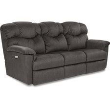 Lancer La-Z-Time® Power-Recline™ with Power Headrest Full Reclining Sofa