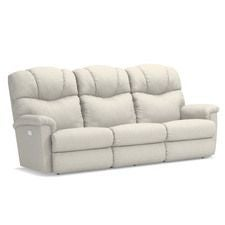 Lancer Power Reclining Sofa w/ Headrest