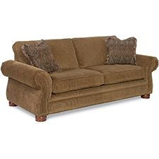 Pembroke Premier Sofa w/ Brass Nail Head Trim