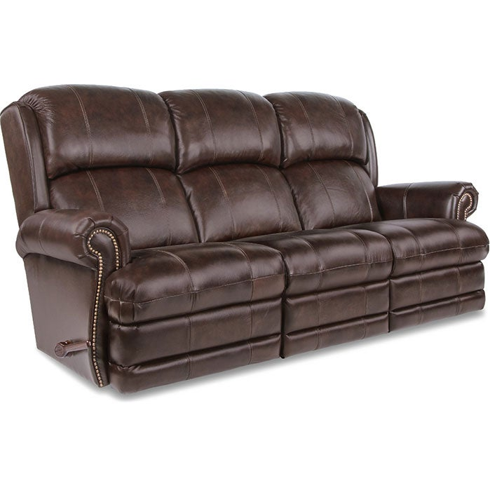 sc 1 st  La-Z-Boy & Kirkwood Reclina-Way® Full Reclining Sofa w/ Brass Nail Head Trim islam-shia.org