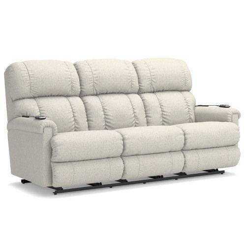Pinnacle Wall Reclining Sofa W Headrest Lumbar