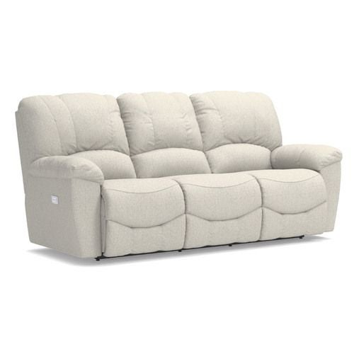 Hayes Power Reclining Sofa W Headrest La Z Boy