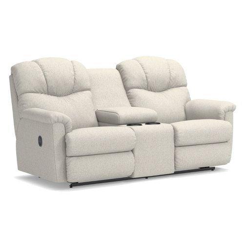 Excellent Lancer Reclining Loveseat W Console Inzonedesignstudio Interior Chair Design Inzonedesignstudiocom