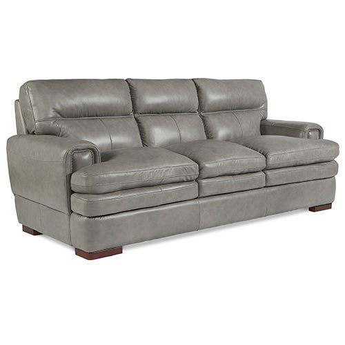 Sofa W Nickel Nail Head Trim La Z Boy
