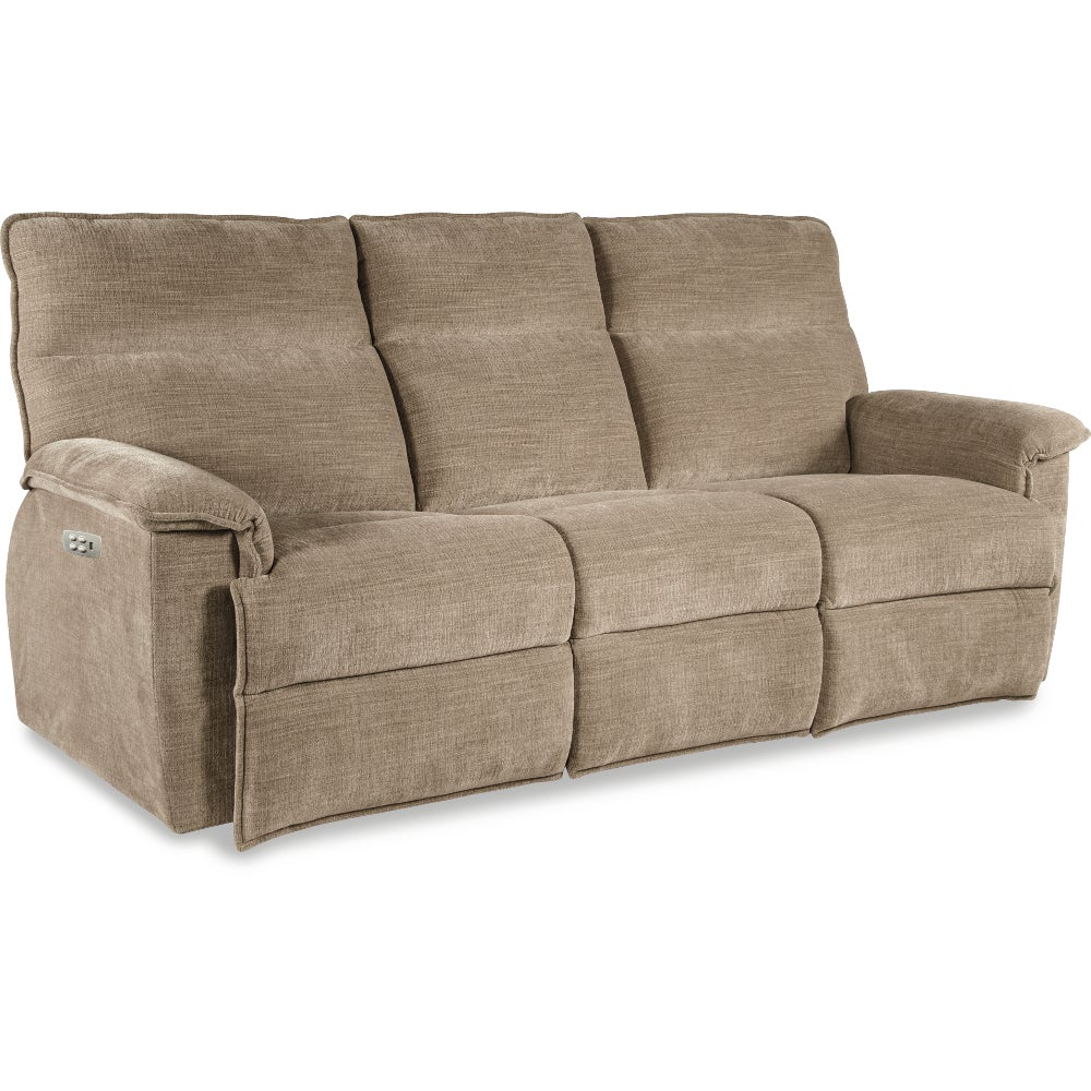 Jay Powerrecline La Z Time 174 Full Reclining Sofa W Power