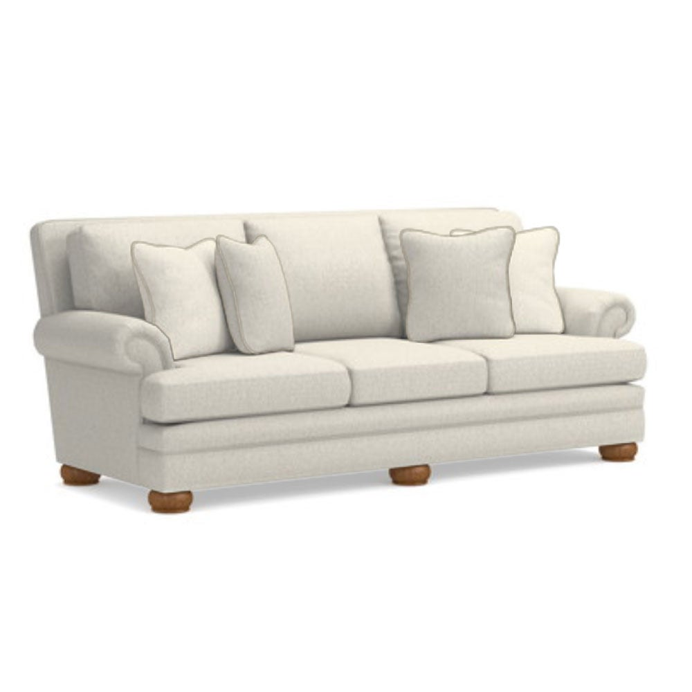 Brennan Premier Sofa W Brass Nail Head Trim La Z Boy
