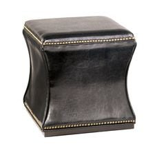 Hidden Treasures Black Storage Cube