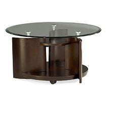Table basse ronde Apex