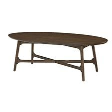 Table basse ovale Mila