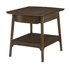 Mila Rectangular Drawer End Table