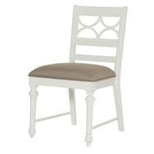 Lynn Haven Fret Work Side Chair-Kd