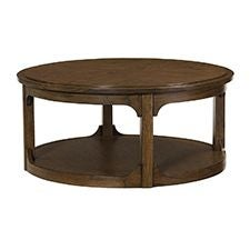 Table basse ronde Facet