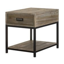 Parsons Rectangular End Table