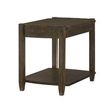 Alba Rectangular End Table
