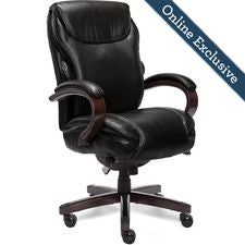 Hyland Executive Office Chair, Noir