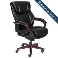 Bellamy Executive Office Chair, Noir